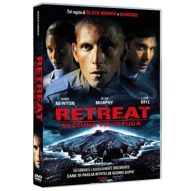 Retreat - Nessuna Via di Fuga, DVD DVD 2D ITA