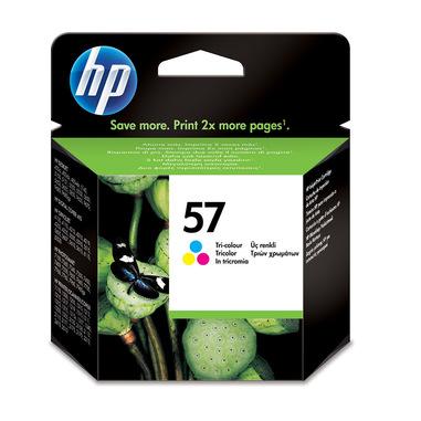 HP 57 Originale Ciano, Magenta, Giallo 1 pezzo(i)