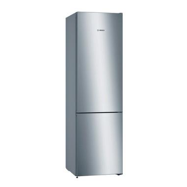 Bosch Serie 4 KGN39VLDB frigorifero con congelatore Libera installazione Acciaio inossidabile 366 L A+++