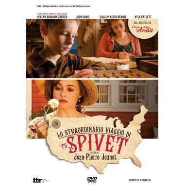 Lo straordinario viaggio di T.S. Spivet (DVD)