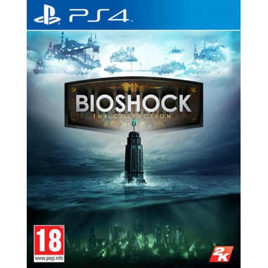 BioShock: The Collection, PS4