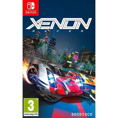 Xenon Racer - Switch