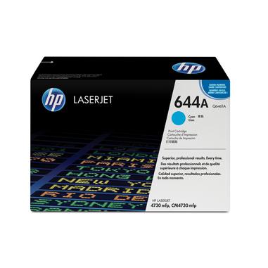 HP 644A Cartuccia laser 12000pagine Ciano