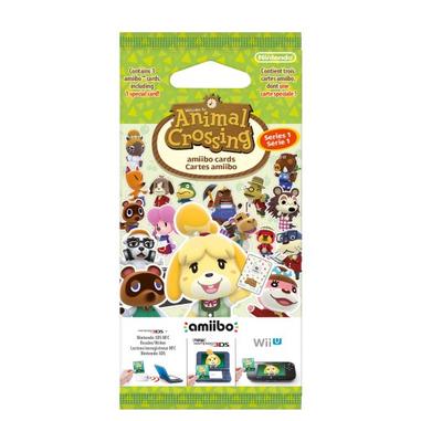 Nintendoamiibo cards Animal Crossing Home serie 2 (3 pz.)