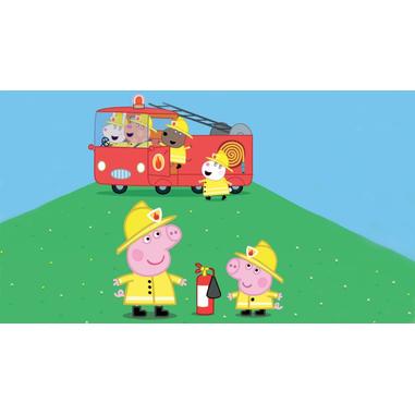 Peppa Pig - Il Camion Dei Pompieri (2013), DVD