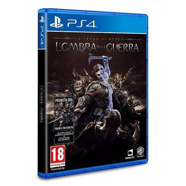 La Terra di Mezzo: l'ombra della guerra - edizione speciale - PS4