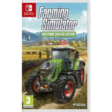 Farming Simulator 2017 - Switch