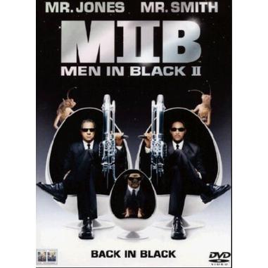 Men In Black 2, DVD