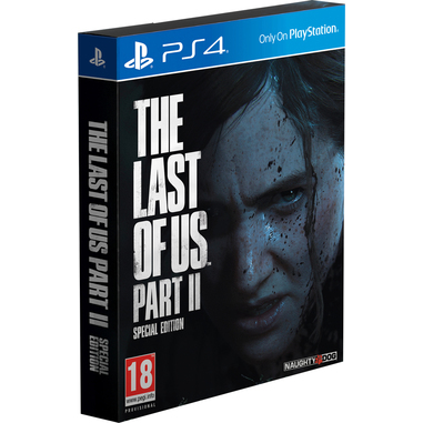 The Last of Us Parte II Special Edition, PS4