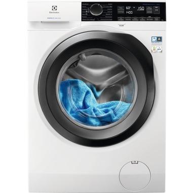 Electrolux EW8F28UN Libera installazione Caricamento frontale 8kg 1400Giri/min A+++ Argento, Bianco lavatrice