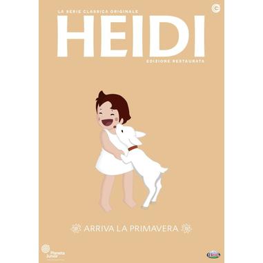 Heidi: Arriva la primavera Vol. 3 - Edizione Restaurata (DVD)