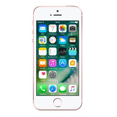 Apple iPhone SE SIM singola 4G 32GB Oro rosa