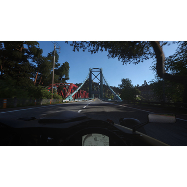 DRIVECLUB VR, PlayStation VR