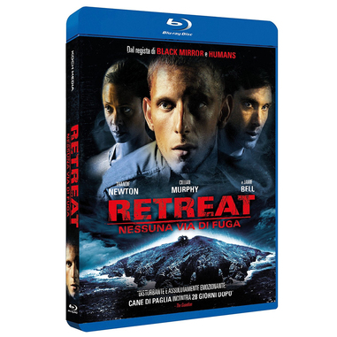Retreat - Nessuna Via di Fuga, Blu-Ray Blu-ray 2D ITA