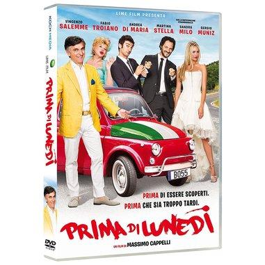 Prima di lunedì (DVD)