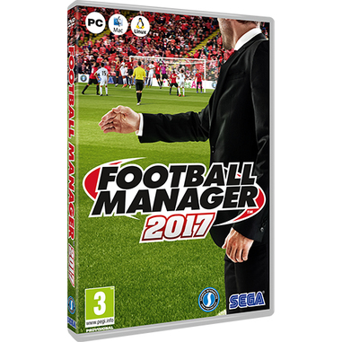 Football Manager 2017, PC