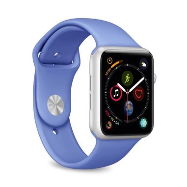 PURO Apple Watch Band cinturino 42-44mm Formentera Blue