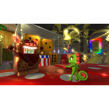 Yooka Laylee, PS4 Basico PlayStation 4 ITA