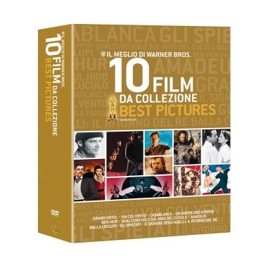 10 Film da Collezione - Best Pictures, DVD