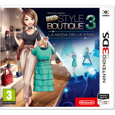New Style Boutique 3 - 3DS
