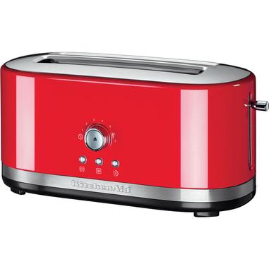 KitchenAid 5KMT4116 2fetta/e 1800W Rosso tostapane