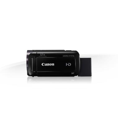 Canon LEGRIA HF R706 Videocamera palmare 3.28MP CMOS Full HD Nero + custodia + scheda SD da 8 GB