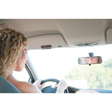 Cellularline Dualphone Car Kit - Universale Vivavoce Bluetooth®, risponde a qualsiasi chiamata Nero