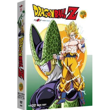 Dragon Ball Z - Vol.3 DVD