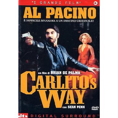 Carlito's Way, film (DVD)