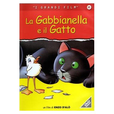 La Gabbianella E Il Gatto, (DVD)