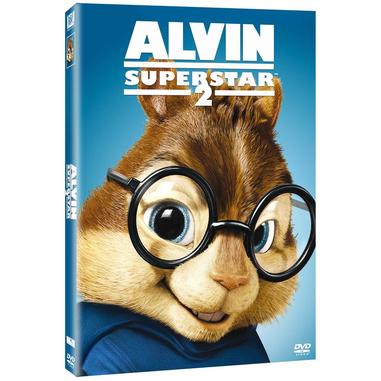 Alvin Superstar 2 - Funtastic (DVD)