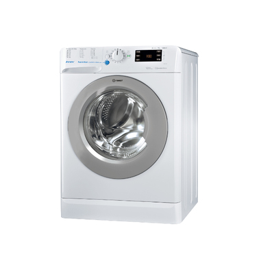 Indesit BWE91284XWSSS Libera installazione Carica frontale 1200Giri/min A+++ Bianco lavatrice