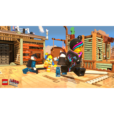 Warner Bros The LEGO Movie Videogame, PS4