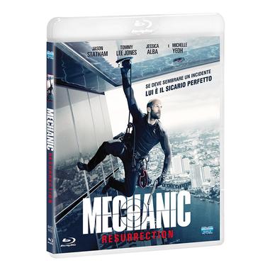 Mechanic: Resurrection (Blu-ray)