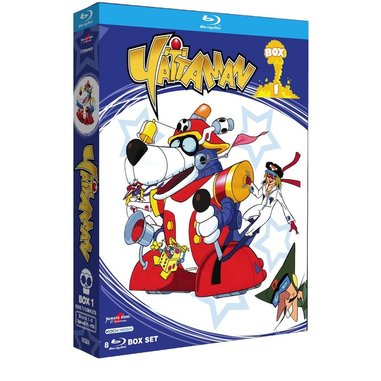Yattaman Vol.1 (8 Blu-Ray)