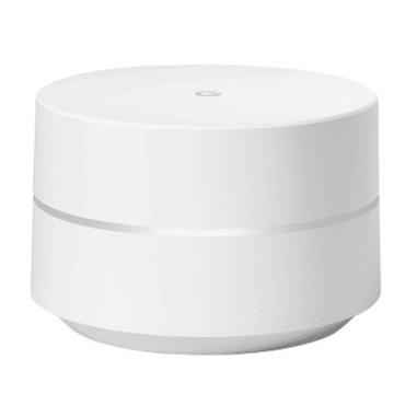 Google WiFi router wireless Dual-band (2.4 GHz/5 GHz) Gigabit Ethernet Bianco