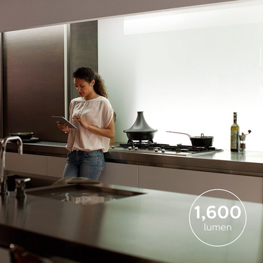 Philips Hue Lightstrip Plus striscia LED 100 cm, estensione per Kit Base