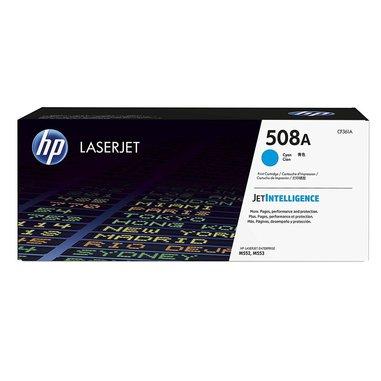 HP 508A Cartuccia laser 5000pagine Ciano