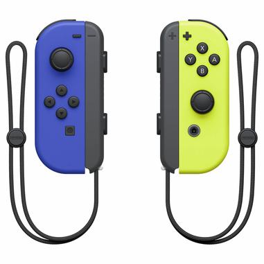 Nintendo Joy-Con Gamepad Nintendo Switch Analogico/Digitale Bluetooth Nero, Blu, Giallo