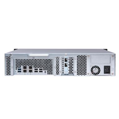 QNAP TS-873U Collegamento ethernet LAN Armadio (2U) Nero NAS