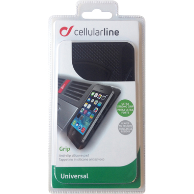 Cellularline GRIP Passivo Nero supporto per personal communication