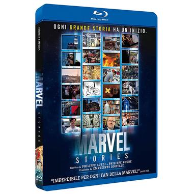 Marvel Stories (Blu-Ray)