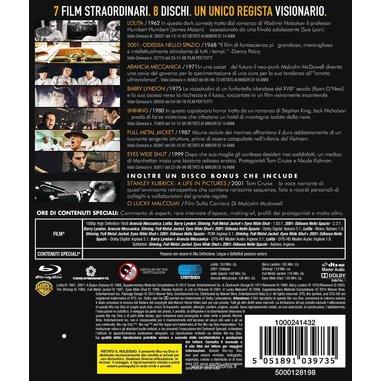 Stanley Kubrick Collezione (Blu-ray)