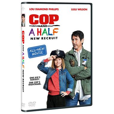 Un piedipiatti e mezzo 2, DVD DVD 2D ITA