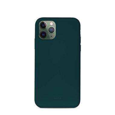 "PURO IPCX19ICONDKGRN custodia per iPhone 11 14,7 cm (5.8"") Cover Verde"
