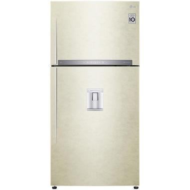 LG GTF925SEPZD frigorifero con congelatore Libera installazione Beige 565 L A++