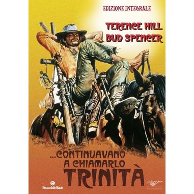 ...continuavano a chiamarlo Trinità (DVD)