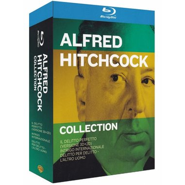 Alfred Hitchcock collection (Blu-ray)