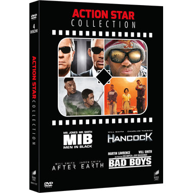Action Star collection (DVD)