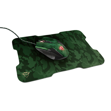 Trust GXT 781 Rixa mouse USB 3200 DPI Ambidestro